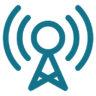 KDFC Radio Icon Favicon